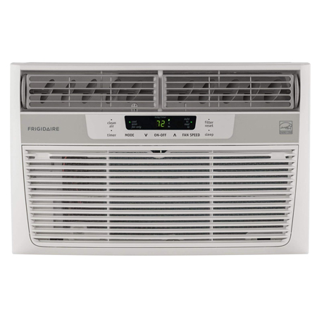 Frigidaire FFRE0833S1 8000 BTUWindow-Mounted Mini-Compact Air Conditioner