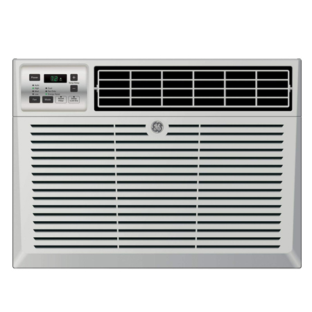 GE AEM08LX 8000 BTU Window Air Conditioner