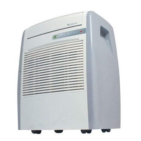 EdgeStar AP8000W Portable Air Conditioner with Dehumidifier and Fan