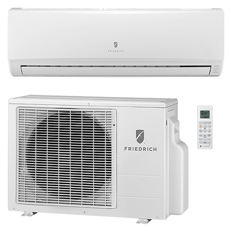 Friedrich M18YJ Wall-Mount Ductless Split System air conditioner