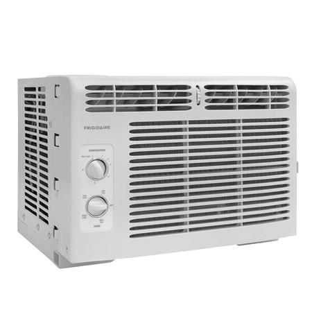 Frigidaire FFRA0511R1 5,000 BTU 115V Window-Mounted Mini-Compact Air Conditioner