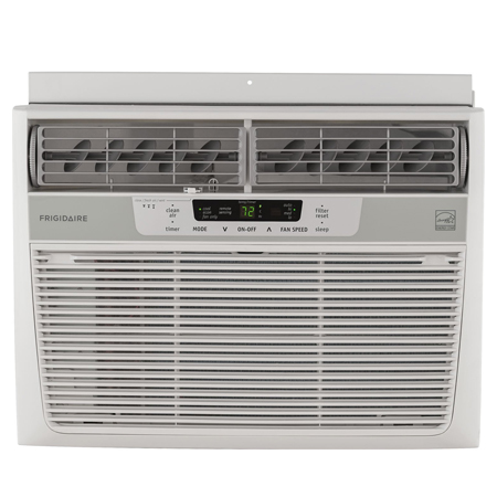 Frigidaire FFRE1233S1 12,000 BTU 115V Window-Mounted Compact Air Conditioner