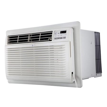 LG LT1036CER 9800 BTU 230V Through-the-Wall Air Conditioner with Remote Control