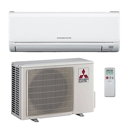 Mitsubishi Ductless Mini Split MY-GL12NA