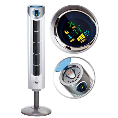 Ozeri Ultra 42 Inch Wind Fan
