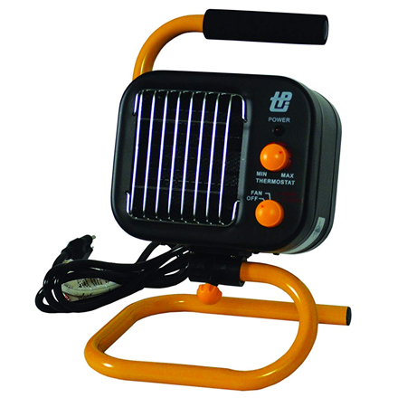 TPI Corporation 178TMC Fan Forced Portable Heater