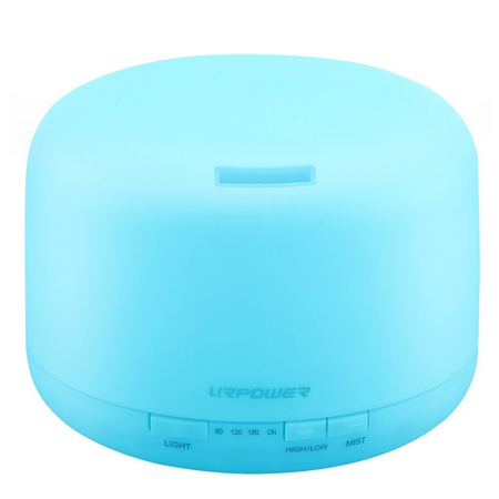 URPOWER 500ML Essential Oil Diffuser Humidifier